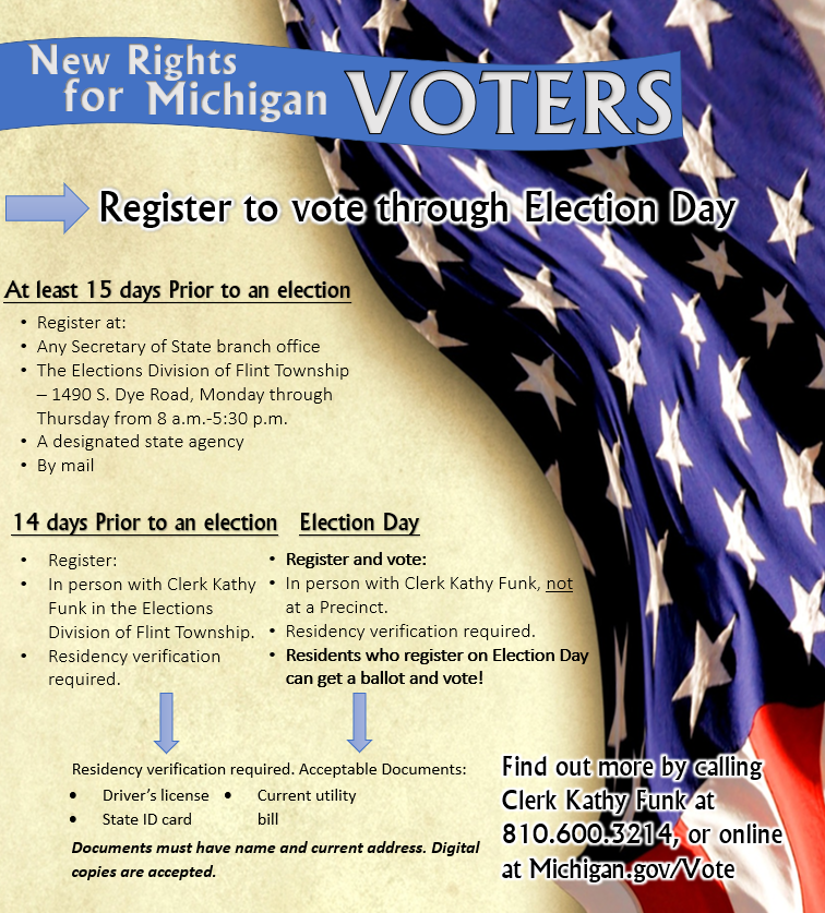 New Rights for Michigan Voters